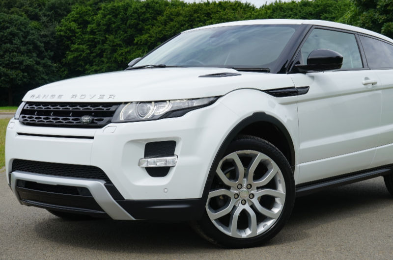 Range Rover Financing Deals - New or Used Range Rover Finance
