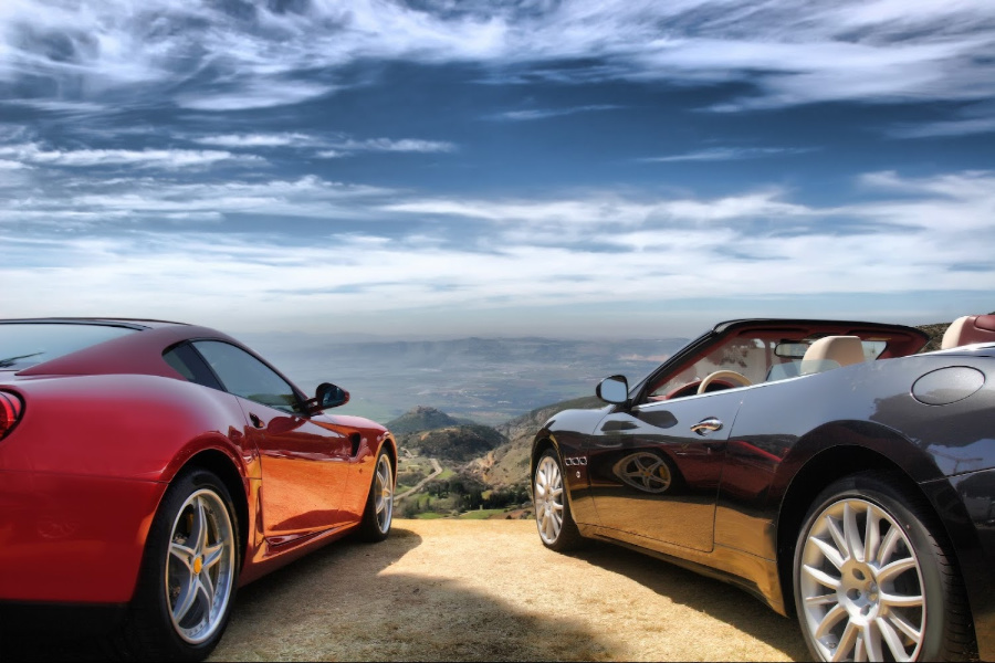 Specialist Car Finance for High Net Worth Individuals