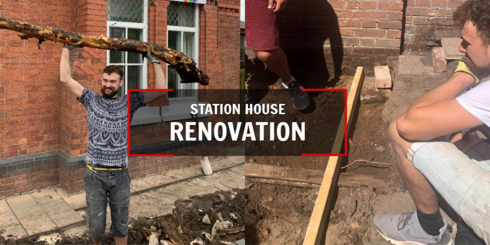 station house renovation